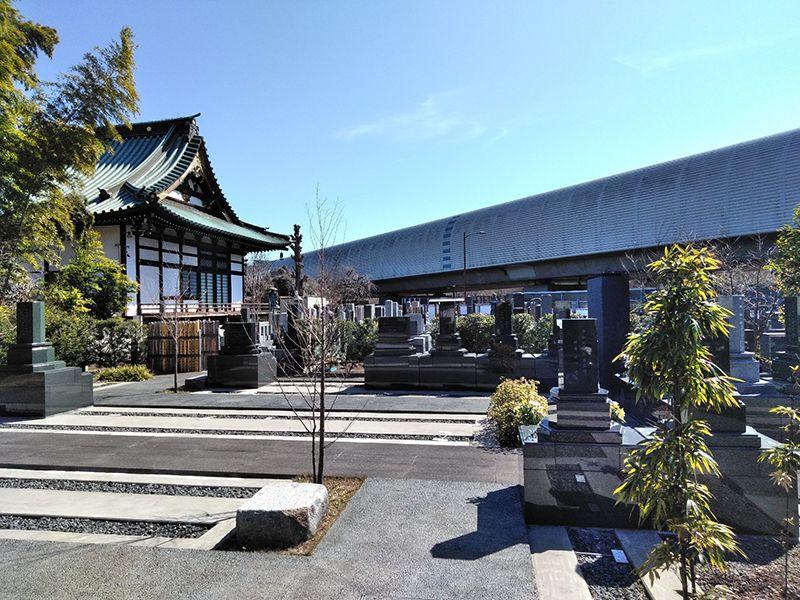 川口草加霊園 はじまりの杜 一般墓所