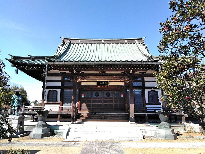川口草加霊園 はじまりの杜 持宝院本堂