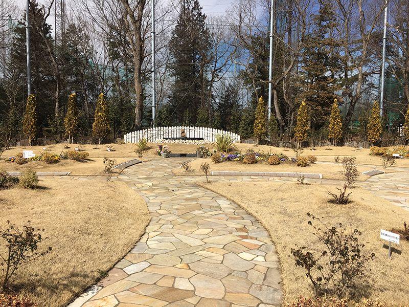 やすらぎの花の里 所沢西武霊園 樹木葬「凛」
