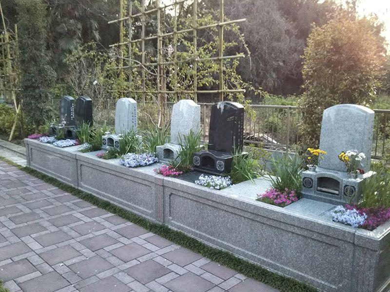 川口 永久の絆 永代供養付墓地「時の栞」