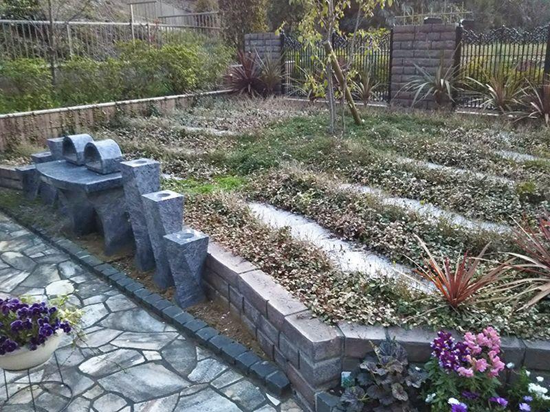 川口 永久の絆 永代供養付樹木葬「レナータ」一角