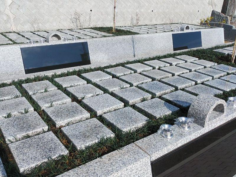 空と海 新・吉祥公園墓地 樹木葬「はなみずきの丘」