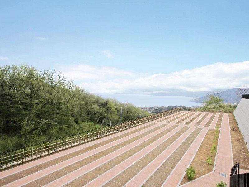 空と海 新・吉祥公園墓地 一般区画