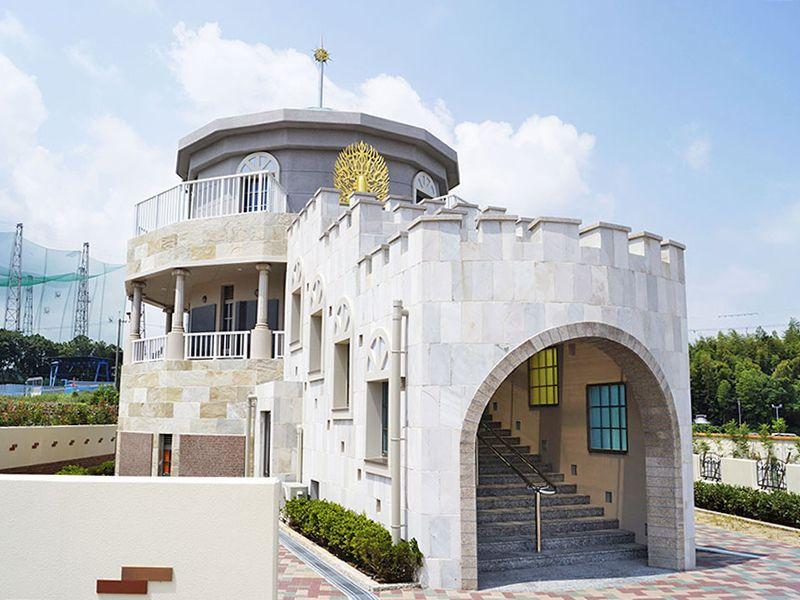 美原東ロイヤルメモリアルパーク 屋内型永代供養墓「関西いのり霊廟」