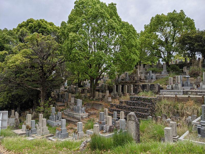 奈良市白毫寺霊園