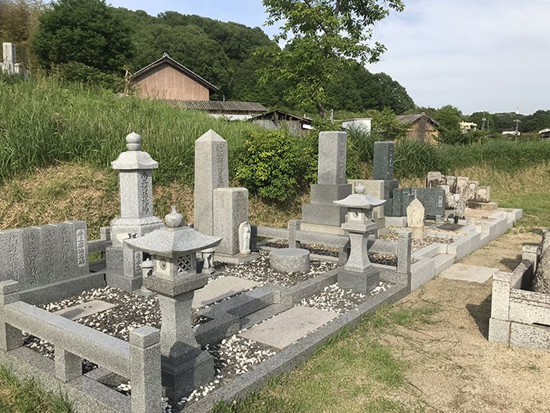 地福寺墓地