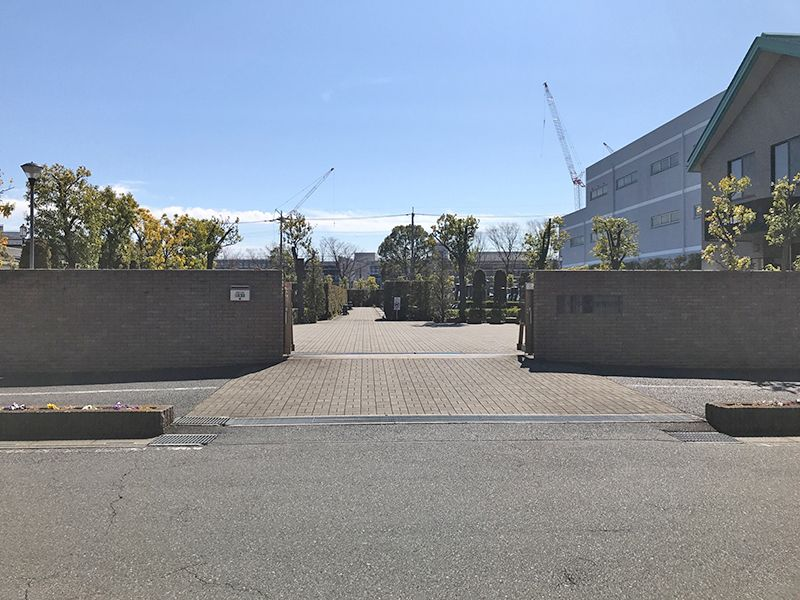 メモリアル草加南霊園 フラットな入口