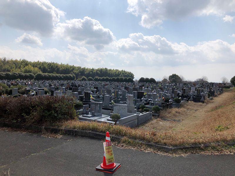 熊本市営 桃尾墓園