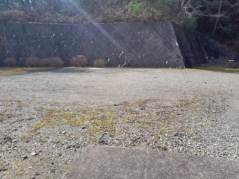 八王子道玄霊園 駐車スペース