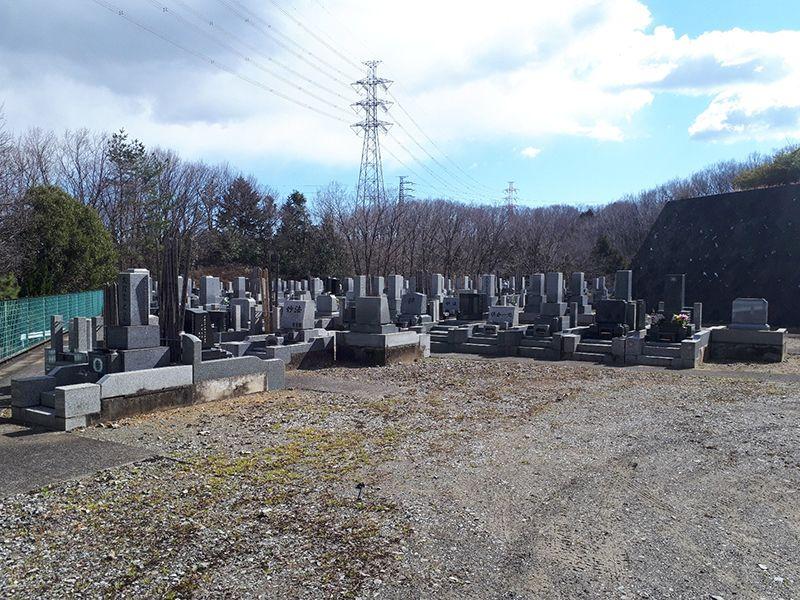 八王子道玄霊園 風通しがよい墓地
