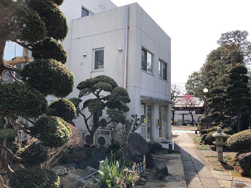 慈眼寺墓苑(瀬田浄苑)