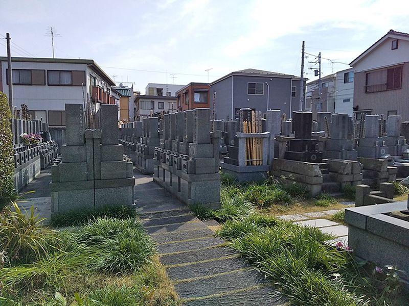 寿光院墓苑