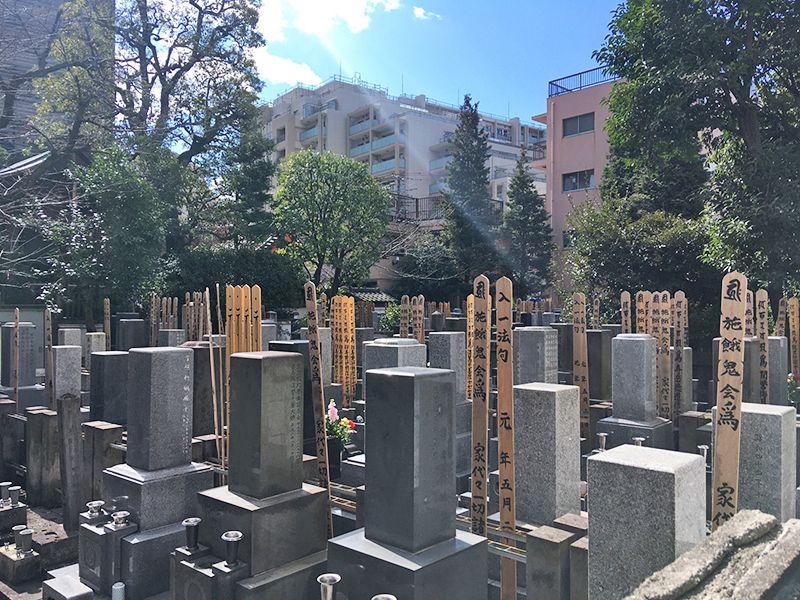 源覚寺墓苑