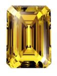 ナチュラリーアンバーのダイヤモンド