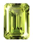 グリーニッシュイエローのダイヤモンド