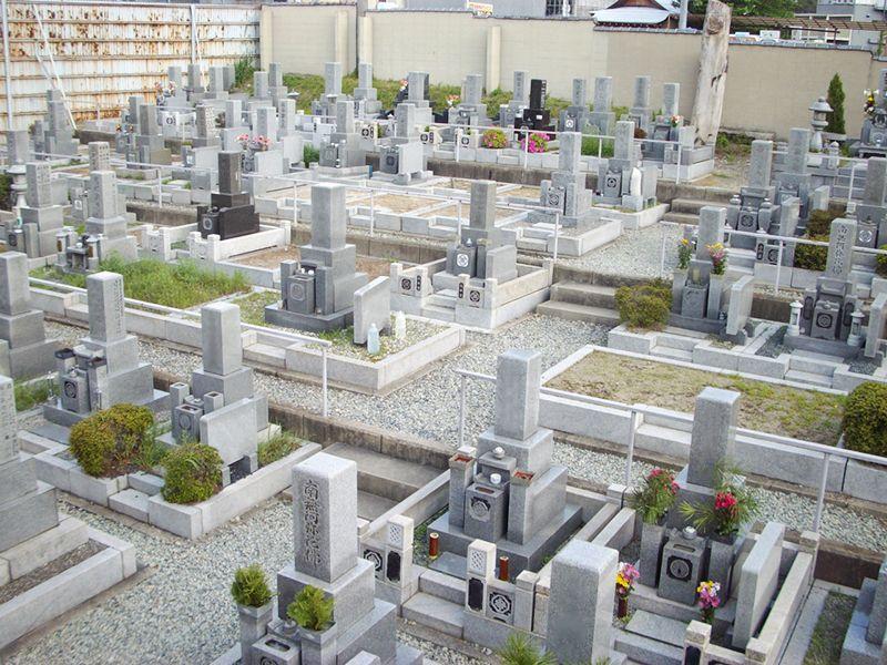浄行寺墓地