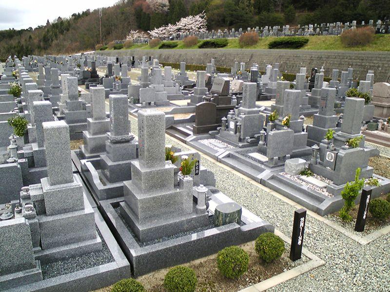 大阪北摂霊園 一般墓所