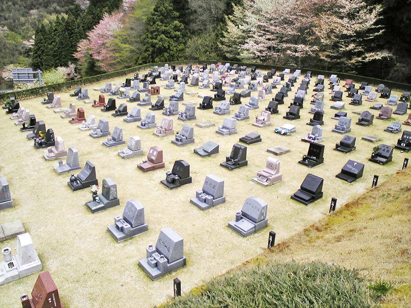 大阪北摂霊園 芝生墓所