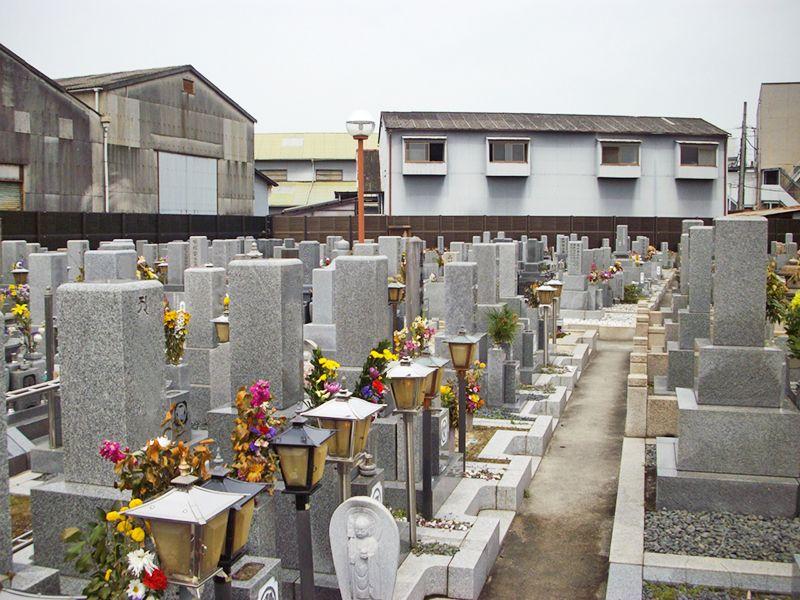 富光寺墓地 一般墓所