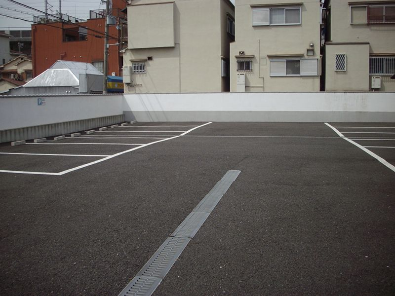 富光寺墓地 駐車スペース