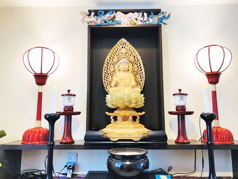 永林寺 のうこつぼ 法要施設