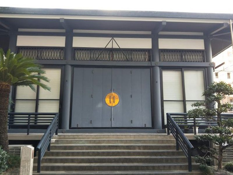 法界寺 のうこつぼ
