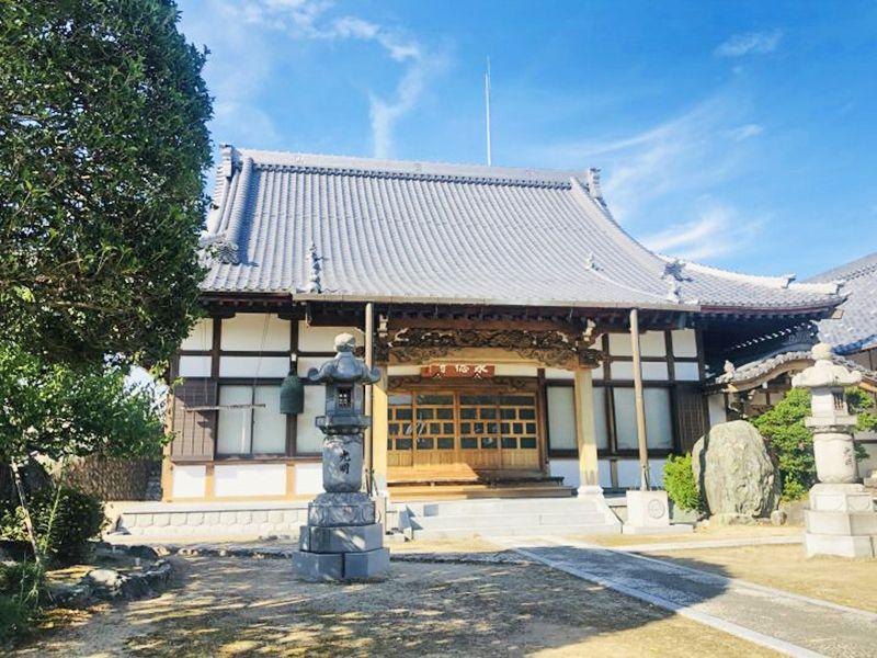 泉徳寺 のうこつうぼ