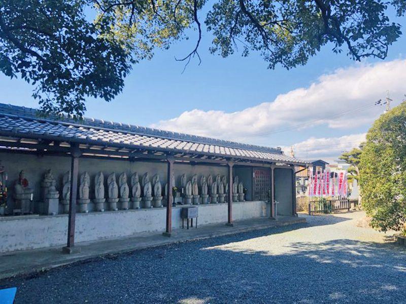 祥雲寺 のうこつぼ
