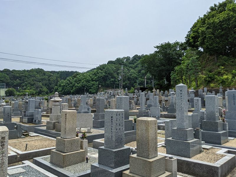桜井脇谷公園墓地
