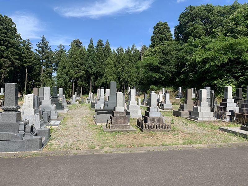 長岡市営 小島谷墓園