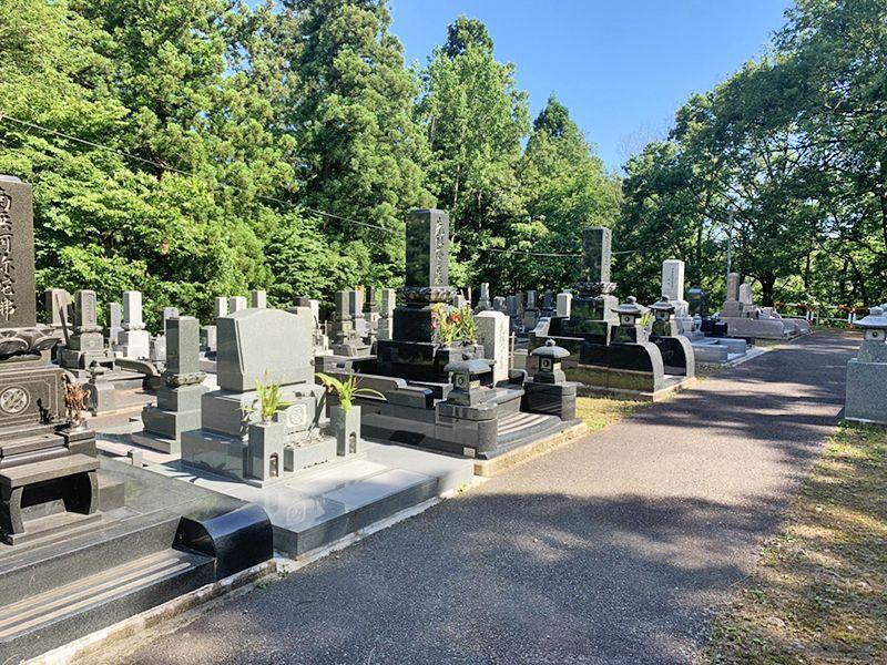 長岡市営 仏の入墓園