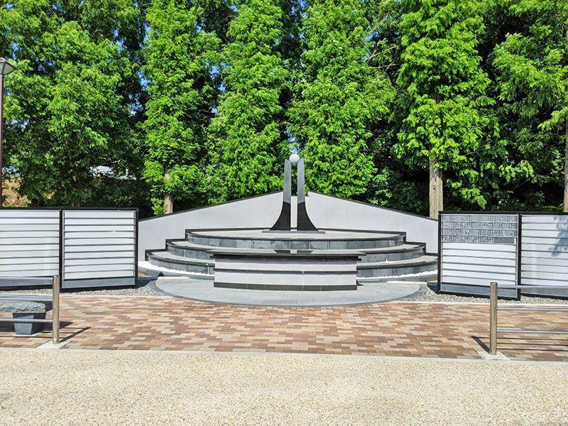 泉佐野市公園墓地 合葬式墓地