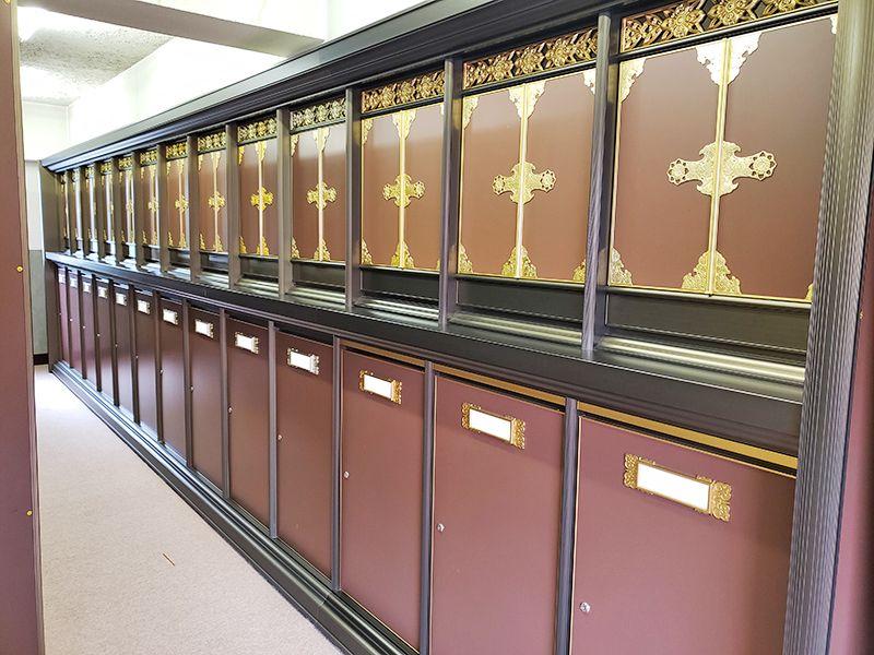 真清浄寺 東恵光山霊廟の納骨堂