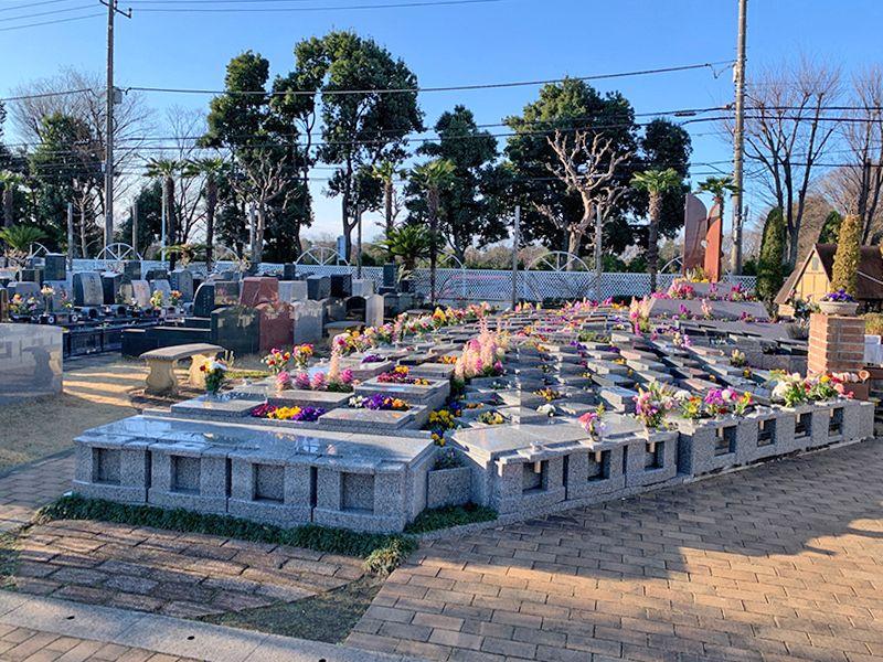 小平メモリアルガーデン ガーデニング型樹木葬「フラワージュ」 樹木葬「フラワージュ」
