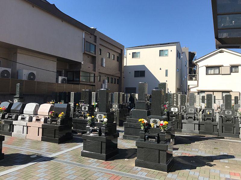 蓮光寺墓苑