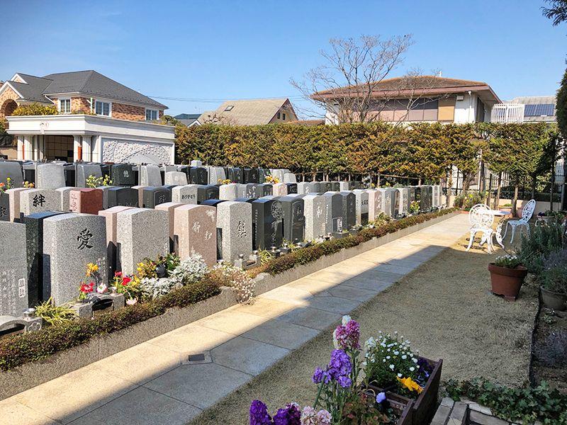 メモリアルガーデン三鷹 屋内永代供養墓「さくら堂」 日当たり良好