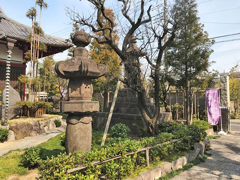 古川浄苑 お寺の日本庭園