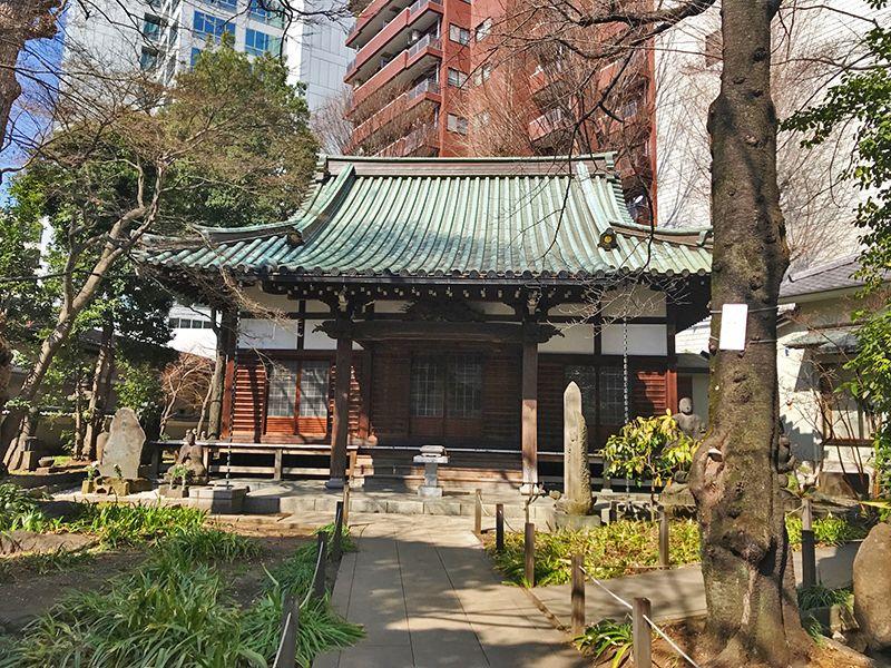 渋谷山親王院 東福寺