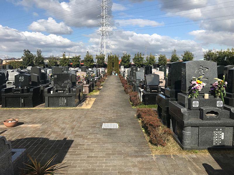 うらわ美園霊苑「永遠の絆」永代供養墓 ゆとりある墓域