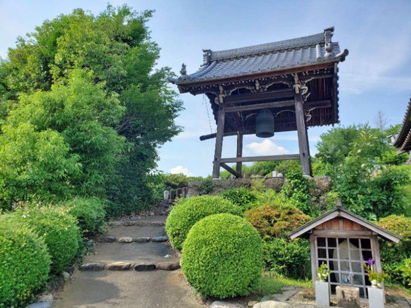 東光寺 のうこつぼ