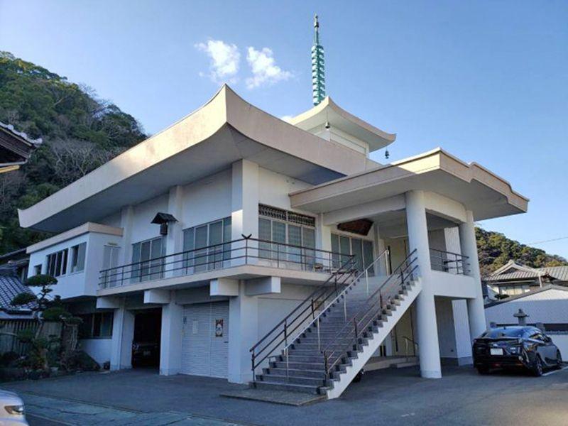 善学寺 のうこつぼ