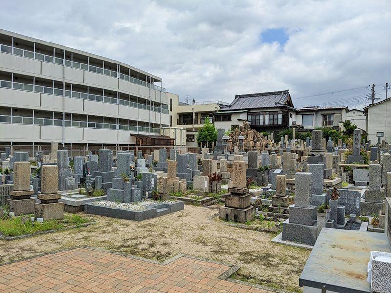 西宮市立 上鳴尾墓地