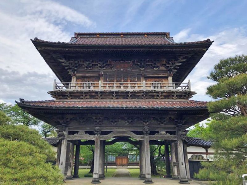 宝光寺 のうこつぼ