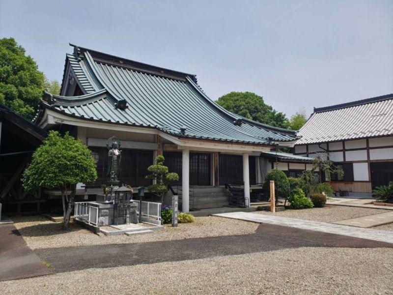 天徳寺 のうこつぼ