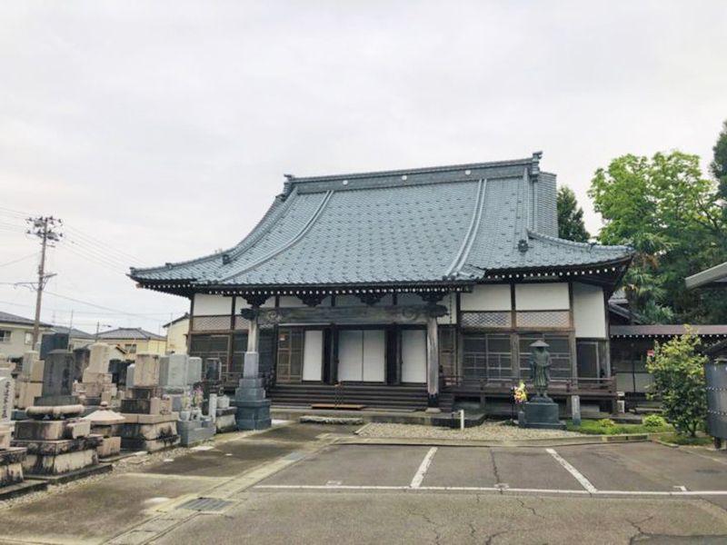 正立寺 のうこつぼ