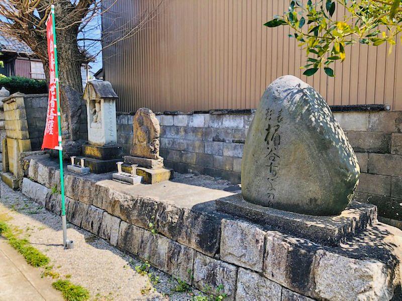 光明寺 のうこつぼ