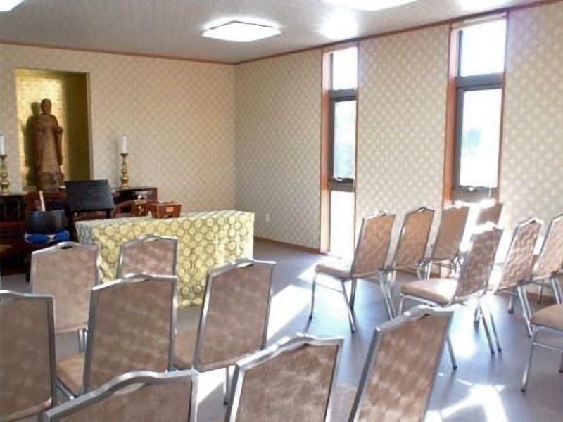 印旛十三仏霊園 法要施設