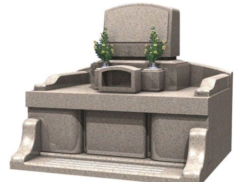印旛十三仏霊園 洋型墓石