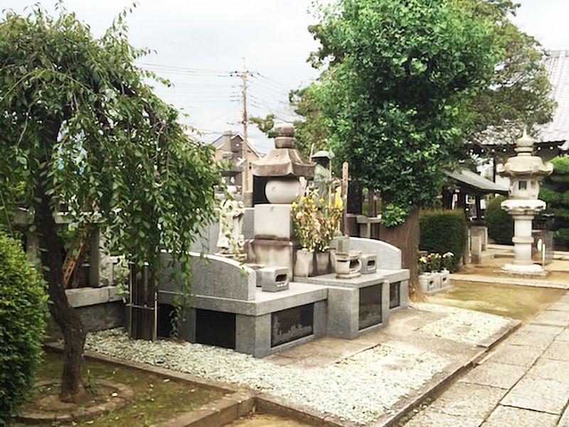 吉祥院 のうこつぼ 永代供養墓