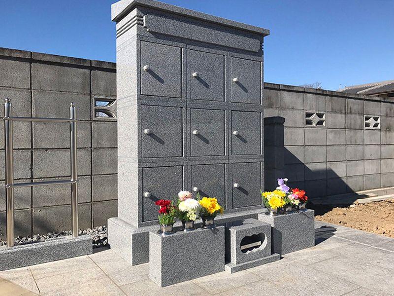 金乗院 のうこつぼ 屋外納骨墓